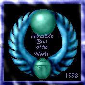 Firesilk's Best of the Pagan Web 1998